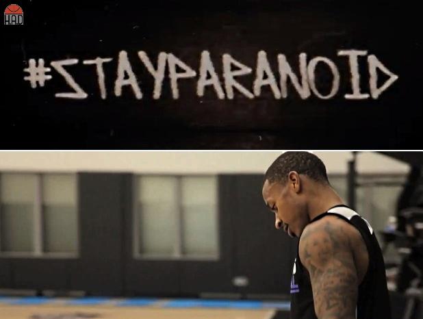 stayparanoid